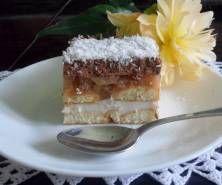 Krucho-drożdżowe sakiewki z jabłkami - PrzyslijPrzepis.pl Tiramisu, Ethnic Recipes, Food, Essen, Meals, Tiramisu Cake, Yemek, Eten