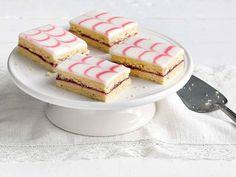 Aleksanterinleivokset Eat Happy, Joko, Vanilla Cake, Cheesecake, Sweets, Baking, Breakfast, Desserts, Decoration