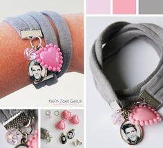 Klein Zoet Geluk: Armband 'Elvis'