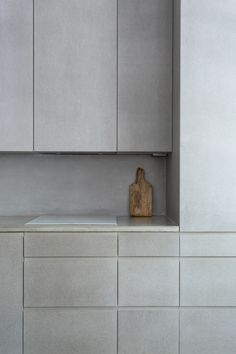 gold and gray apartment by richard lindvall