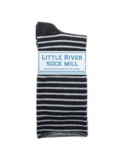 Little River Sock Mill Striped Slouch