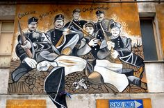 Murales - Orgosolo Piedmont troops-5