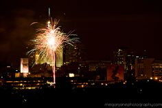 Tutorial: Photographing Fireworks
