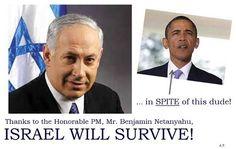 I Support Israel. ~ Ted Cruz