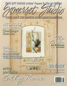 One of the best art stamping and paper crafting magazines.