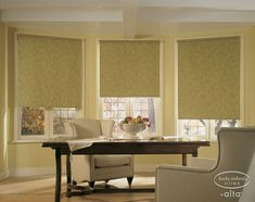 roller shades on multiple windows? - Google Search