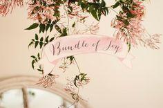 Bundle of Joy Baby Shower - Bella Paris Designs