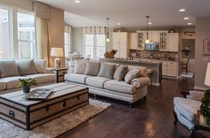 Come visit new home builder Fischer Homes's Bradford model at Sycamore Creek located in Independence, Kentucky.