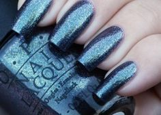 OPI Skyfall James Bond Collection Nail Polish Lacquer - On Her Majestys Secret Service. Gorgeous