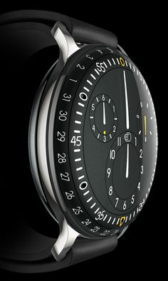Ressence Type 3 Liquid-Filled Watch. Price: $34,000 (US). Benoit Mintiens, the Belgian founder of watch brand Ressence not only makes his watches look like they have animated hands, but to also make the dial almost meld in with the sapphire crystal. The case is filled with some type of synthetic oil creating the appearance of a solid, no refraction mass.