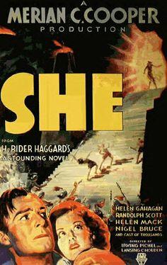She poster 1935