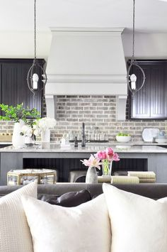 You finally have that open concept home that you've always wanted! So, what are the decorating tricks and secrets? These designs are becoming more and more common across many regions of the country. From Georgia to Texas to California, this design concept appears here to stay. From this spot in my home, you can see …