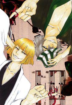Tag Kisuke Urahara Hentai Manga