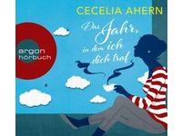 Das Jahr, in dem ich dich traf / Cecelia Ahern #Ciao