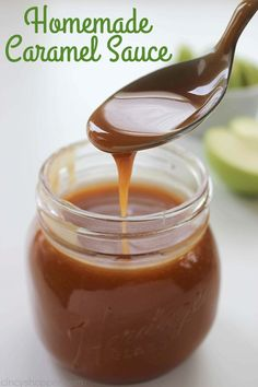 It is really quite easy to make your own Homemade Caramel Sauce. With just 4 ingredients and a few minutes time, you can have it ready for dipping, topping, or including in your other caramel recipes. Homemade Caramel Sauce I admit that I keep store bought caramel topping and sauce in my pantry most of...Read More