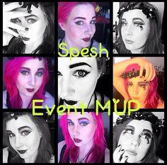 Spesh event makeup
