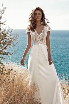 523a13f3b0 Recomendaciones Para Las Futuras Novias Del Próximo Año… La Tendencia De  Los Vestidos Que Vienen