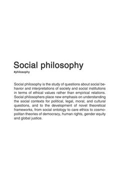 This Ivy House — fyp-philosophy: [src] Philosophy Theories, Philosophy Books, School Of Philosophy, Psychology Graduate Programs, Philosophical Quotes, Psychology Facts, Psychology Books, Knowledge And Wisdom, Moral