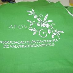 Aventais com estampagem