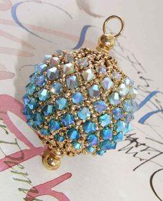 bluepearls Perlen: Anhänger