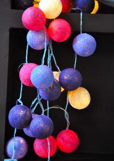 1000 images about bolas de hilo on pinterest navidad - Bolas de hilo ...