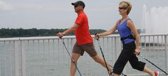Urban Poling - replace walkers - improve posture !!!