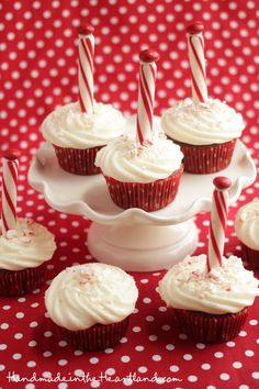 Pink Cupcake With Candle Birthdays Pinterest Pink