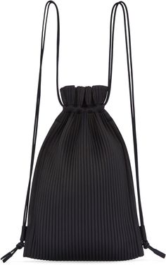 Homme Plissé Issey Miyake - Black Boxpleat Backpack