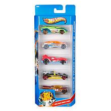 Hot Wheels Triple Track Twister 5- pack x9855 {for Bray}