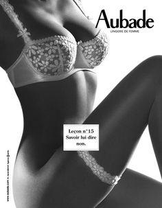 Galeries de Fabienne et Laurent Voisin - Aubade : Les Leçons de Séduction/Leçon 15 : Savoir lui dire non