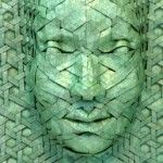 Origami Masks and Tessellations by Joel Cooper