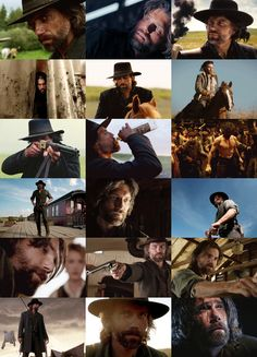 Can't remember when I liked a show on television this much! Anson Mount, Hell On Wheels, Tv Land, Dream Guy, Finding Peace, Best Tv, Wild West, Movies And Tv Shows