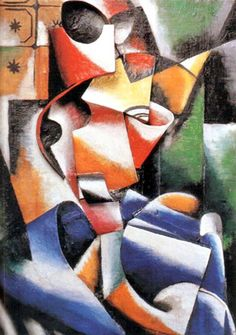 Lyubov Popova | Relief | russian avant-garde artist (Cubist, Suprematist and Constructivist), painter and designer.