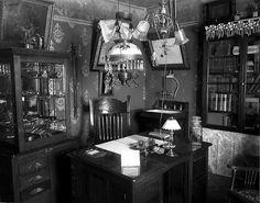Victorian/Edwardian interiors