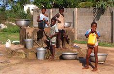 well-gathering-ghana