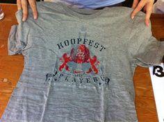 #SpokaneHoopfest player t-shirt