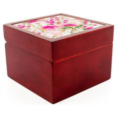 Jewellery Box with Tile
