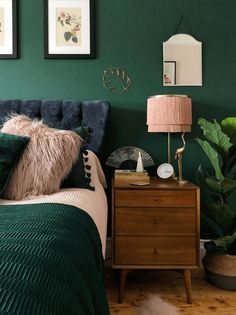 How to Style Nightstands for Everyday Use - Miranda Schroeder