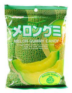 Melon Gummy Candy