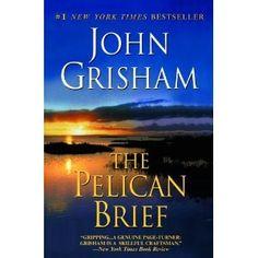 The Pelican Brief by John Grisham  A good book........