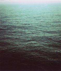 zeeblauw / zeegroen