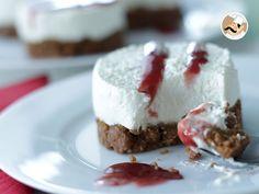 Cheesecakes sans cuisson