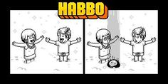 Don't you just love it when it snows?...Bowling balls! http://www.habbo.com/