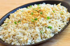 Garlic Rice Recipe: Quick and Easy