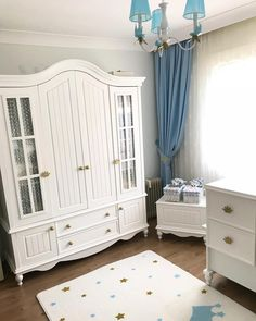 New Baby Room Decoration Ideas Home Room Design, Baby Room Design, Baby Room Decor, Bedroom Decor, Room Baby, Kids Room Furniture, Small Furniture, Pink Bedrooms, Room Wallpaper