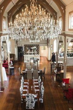 The Old Church Restaurant & Bar, Napier - - TripAdvisor