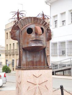 CAMUÑAS (TOLEDO) - Plaza de Pecados y Danzantes.