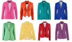 You can never have to many Blazers. They can turn anything fabulous! Day 2 Night Perfection!!