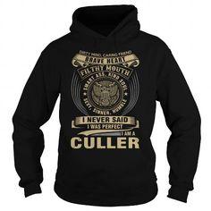 I Love CULLER T-Shirts