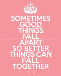 Better Things - 8x10 inch Print on A4 poster (in Blush Pink and Cloud White). $20.00, via Etsy.